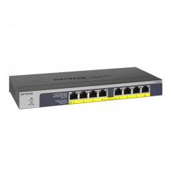 Netgear 8 Port PoE Switch GS108PP