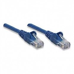 Digitus UTP Patch cable Cat 6 0.5m bleu