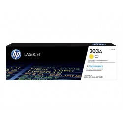 HP 203A YELLOW 1.300 pages