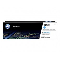 HP 203X CYAN 2.500 pages