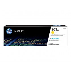 HP 203X YELLOW 2.500 pages