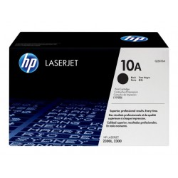 HP 10A  BLACK 6.000 Pages