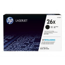 HP 26X BLACK 9.000 pages