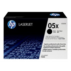 HP 05X BLACK 6.500 pages