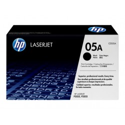 HP 05A BLACK 2.300 pages