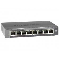 Netgear 8 Port Switch GS108E